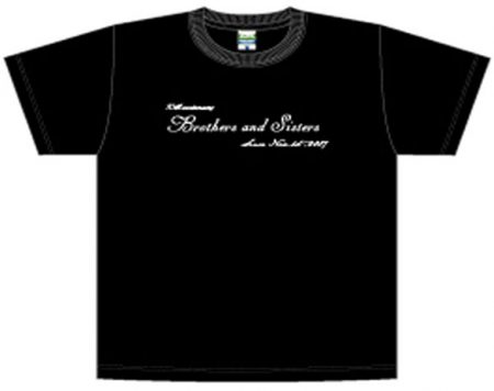 10thTシャツ